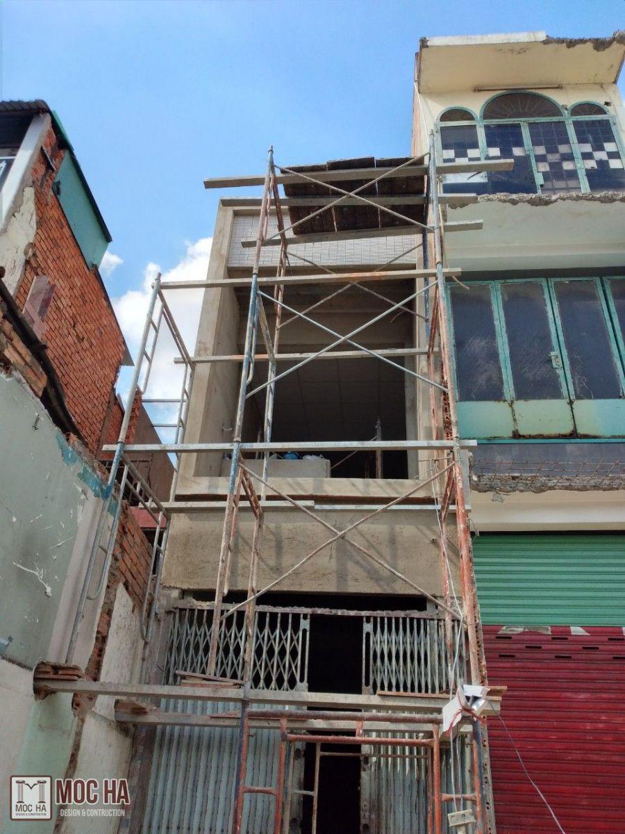 Sửa nhà trọn gói tại Tp.HCM