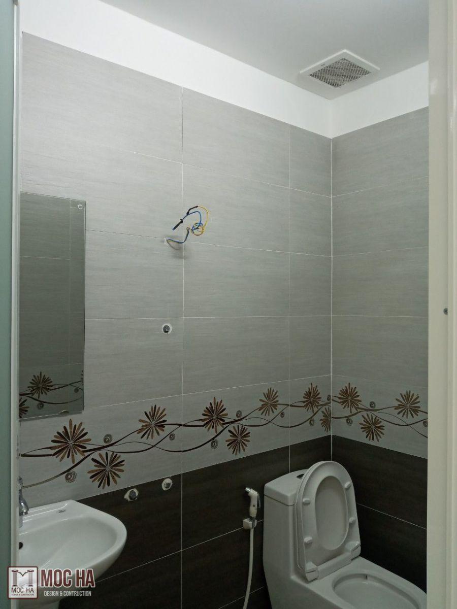 Hoàn thiện sửa chửa nhà vệ sinh gia đình