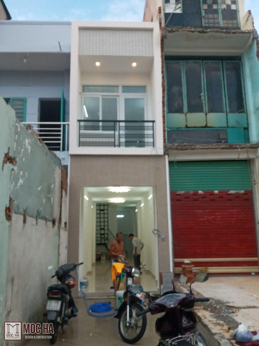 Cải tạo sửa chữa nhà ở tại TpHCM